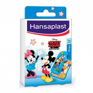 HANSAPLAST DISNEY APOSITOS MICKEY & FRIENDS 20 UNIDADES