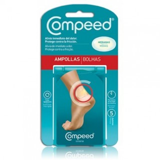 COMPEED AMPOLLAS MEDIANAS 5 APOSITOS