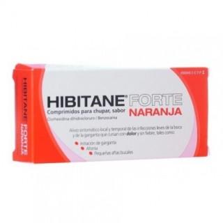 HIBITANE 5 mg/5 mg 20 COMPRIMIDOS PARA CHUPAR (SABOR NARANJA)