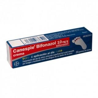 CANESPIE BIFONAZOL 10 mg/g CREMA 1 TUBO 20 g