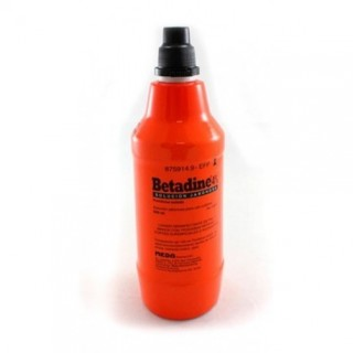 BETADINE SCRUB 75 MG/ML SOLUCION TOPICA JABONOSA 500 ML