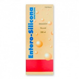 ENTERO SILICONA 9 mg/ml EMULSION ORAL 1 FRASCO 250 ml