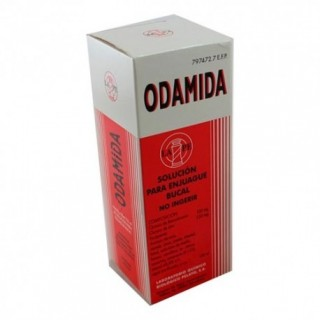 ODAMIDA 1 mg/ml + 2,5 mg/ml SOLUCION BUCAL 1 FRASCO 135 ml