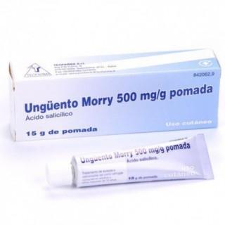 UNGUENTO MORRY 500 MG/G 1 TUBO 15 G