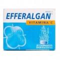EFFERALDOL CON VITAMINA C 330 mg/200 mg 20 COMPRIMIDOS EFERVESCENTES