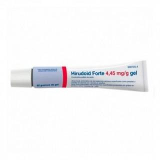 HIRUDOID FORTE 4,45 mg/g GEL CUTANEO 1 TUBO 60 g