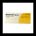 BENERVA 300 mg 20 COMPRIMIDOS RECUBIERTOS