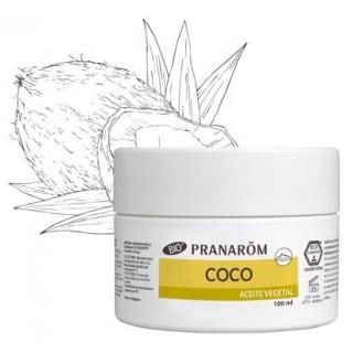 PRANAROM ACEITE VEGETAL DE COCO BIO 100ML