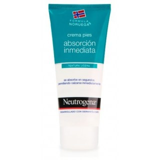 NEUTROGENA PIES CREMA ABSORCION 100 ML
