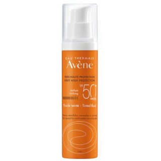 AVENE FLUIDO SPF 50+ COLOR 50 ML