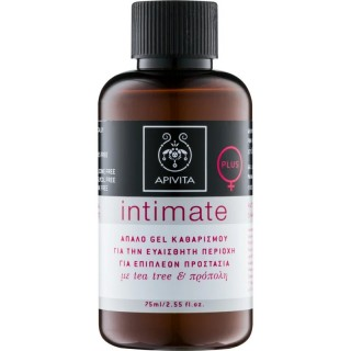 APIVITA GEL INTIMO INTIMATE PLUS 75 ML