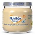 NUTRIBEN POTITO INICIO A LA MANZANA, NARANJA, PLATANO, PERA Y MANDARINA 120 G