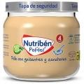 NUTRIBEN POTITO INICIO AL POLLO CON GUISANTES Y ZANAHORIAS 120 G