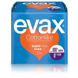 EVAX COTTONLIKE SUPER ALAS 12 U