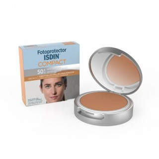 ISDIN FOTOPROTECTOR COMPACT BRONCE SPF 50+ 10 G