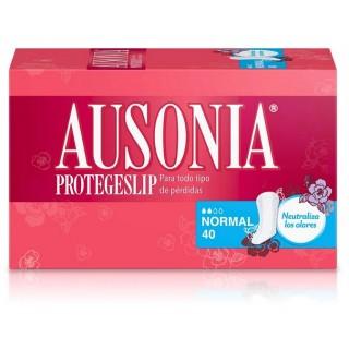 AUSONIA PROTEGESLIPS NORMAL 40 UNIDADES