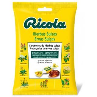 RICOLA BOLSA CARAMELOS HIERBAS SUIZAS SIN AZUCAR 70 G