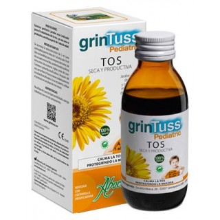 GRINTUSS PEDIATRICO JARABE 180 ML