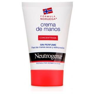 NEUTROGENA MANOS CREMA (SIN PERFUME) 50 ML