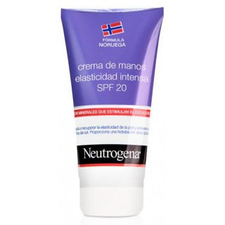 NEUTROGENA CREMA DE MANOS ELASTICIDAD INTENSA 75 ML