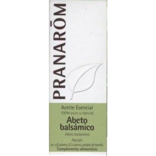 PRANAROM ACEITE ESENCIAL ABETO BALSAMICO 10 ML
