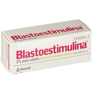 BLASTOESTIMULINA 20 mg/g POLVO CUTANEO 1 FRASCO 5 g