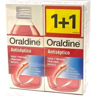 ORALDINE PACK 200 ML+200 ML