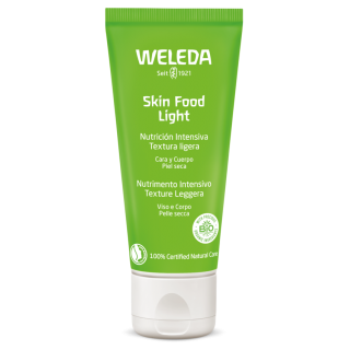 SKIN FOOD LIGHT WELEDA LOCION 30 ML