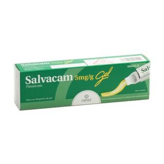 SALVACAM 5 mg/g GEL CUTANEO 1 TUBO 60 g