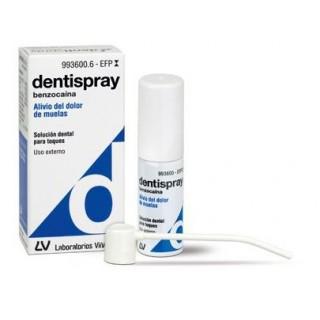 DENTISPRAY 50 mg/ml SOLUCION DENTAL 1 FRASCO 5 ml
