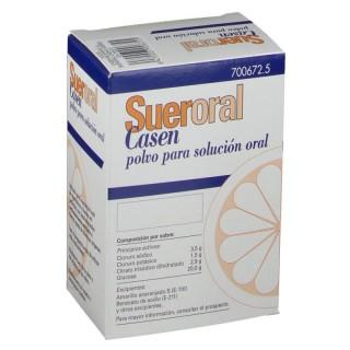 SUERORAL CASEN 5 SOBRES POLVO PARA SOLUCION ORAL