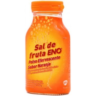 SAL DE FRUTA ENO NARANJA POLVO ORAL EFERVESCENTE 150 G