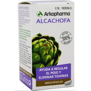 ARKOCAPSULAS ALCACHOFA BIO 40 CAPSULAS