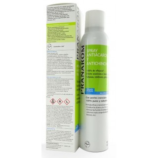 PRANAROM ALLERGOFORCE SPRAY ANTIACAROS/ANTICHINCHES 150 ML
