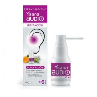 YSANA AUDIO IRRITACION SPRAY 20 ML