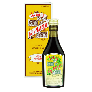 JARABE DEL DR. MANCEAU 1 FRASCO 120 ml