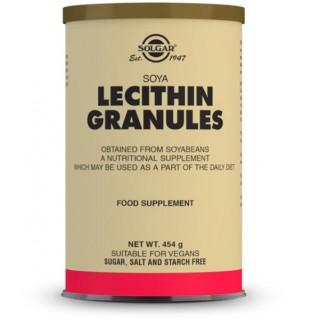SOLGAR LECITINA GRANULOS 454 G
