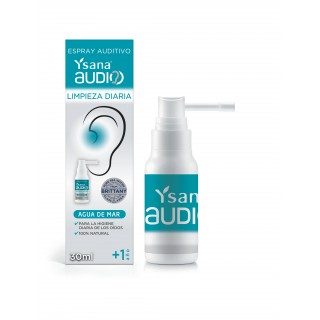 YSANA AUDIO LIMPIEZA DIARIA SPRAY 30 ML