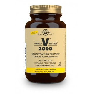 SOLGAR VM-2000 - 60 COMPRIMIDOS