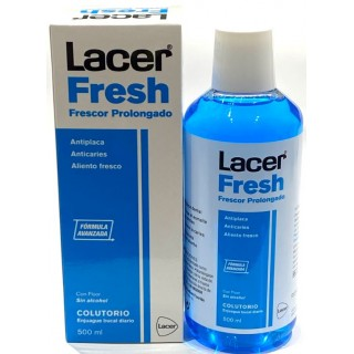 LACER FRESH FRESCOR PROLONGADO COLUTORIO 500 ML