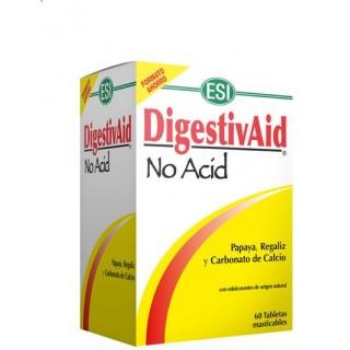 DIGESTIVAID NO ACID 60 TABLETAS