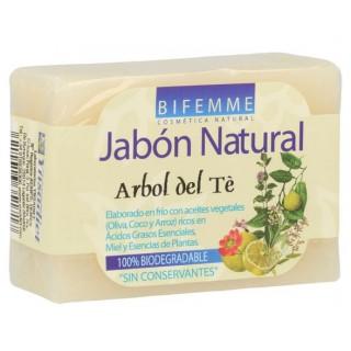JABON DE ARBOL DE TE BIFEMME 100 G