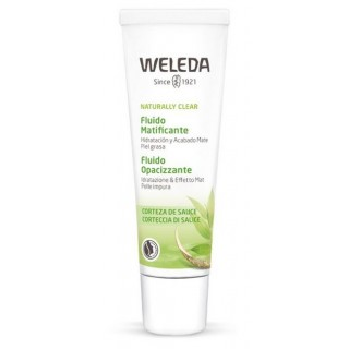 WELEDA NATURALLY CLEAR FLUIDO MATIFICANTE 30 ML