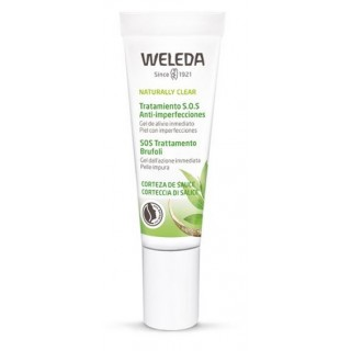 WELEDA NATURALLY CLEAR TRATAMIENTO S.O.S. ANTI-IMPERFECCIONES 10 ML