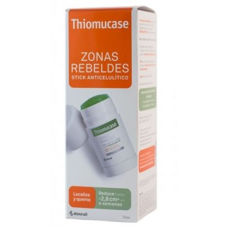 THIOMUCASE ZONAS REBELDES STICK ANTICELULITICO 75 ML