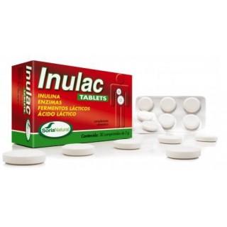 INULAC SORIA NATURAL 30 COMPRIMIDOS