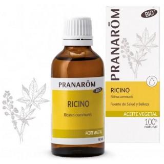 PRANAROM ACEITE VEGETAL DE RICINO BIO 50 ML