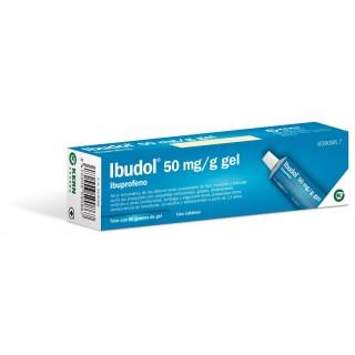 IBUDOL 50 mg/g GEL CUTANEO 1 TUBO 60 g