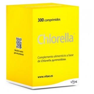 CHLORELLA 200 MG 300 COMPRIMIDOS