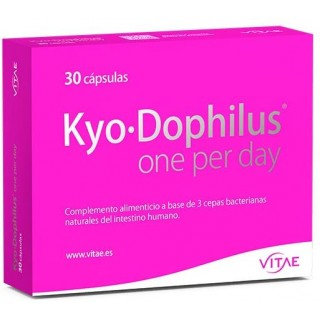 KYO-DOPHILUS ONE PER DAY 30 CAPSULAS